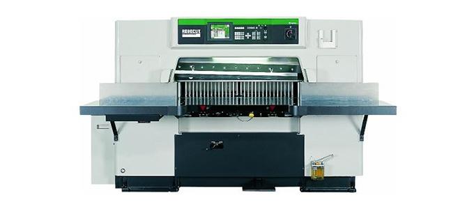 ITOTEC eRc Paper Cutting Machine