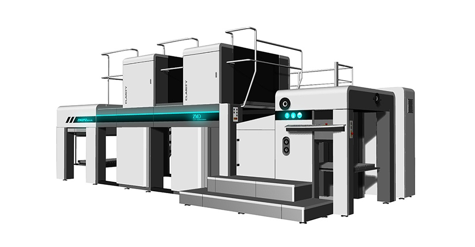 Double-Sided Offset Printing Machine