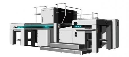 ZM2P104-AL  Double-Sided Monochrome Offset Printing Machine